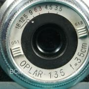 Oplar lens